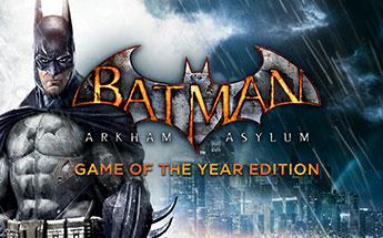 Batman: Arkham Asylum สุดยอดเกมซูเปอร์ฮีโร่ผลังเหนือมนุษย์